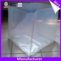 China wholesale pe plastic bag of waterproof pallet covers