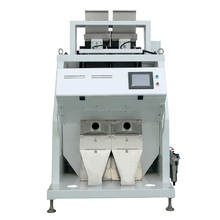 Dried carrot slices color sorter machine with high quality
