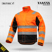 Flame retardant workwear jacket