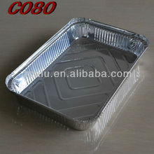 Newest!! Zhongnbo aluminium foil turkey trays C080