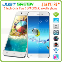 "Jiayu S2 Android 4.2 gsm wcdma 2 cameras 8/13mp MTK6592 Octa Core 2gb/32gb 5"" 1920*1080 custom android mobile phone"