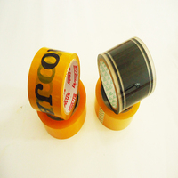 printed bopp packing tape logo