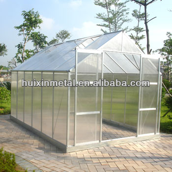 plastic green house widely used for planting vegetables and flowers (HX65126-1)
