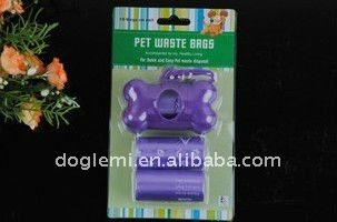 Dog Poop dispenser bag