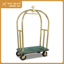 Good after-sales service luggage truck/bellman trolley luggage car