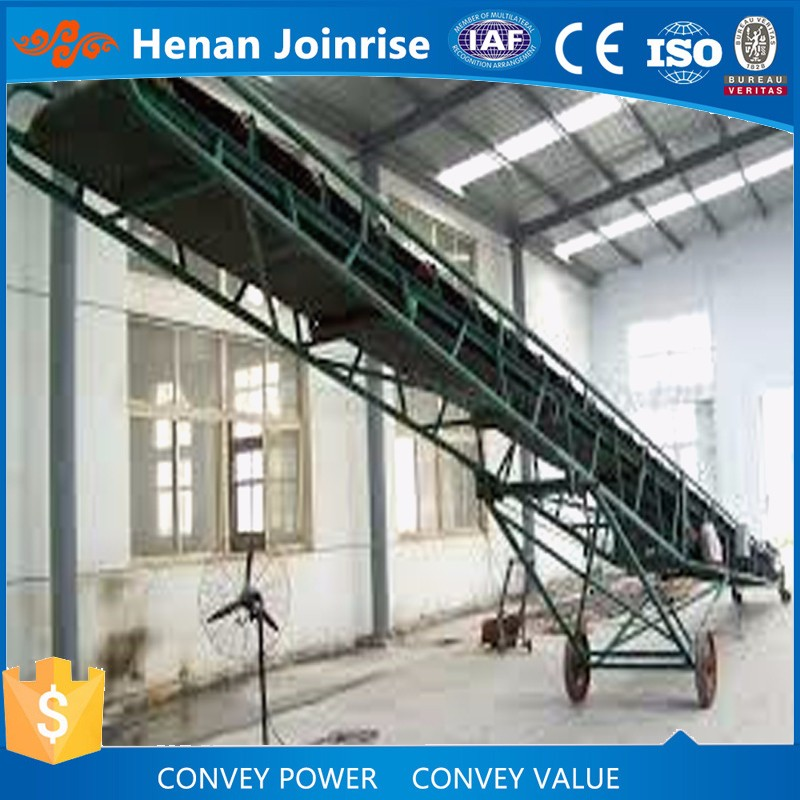 China Mobile Conveyor Belt Machine, Belt Conveyor for Stone Crusher