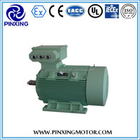 Y2 Low Voltage electric motor for concrete mixer