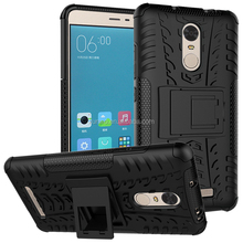 Good product!!Cool tattoos shock proof cover for Redmi note2 pro kick stand phone case