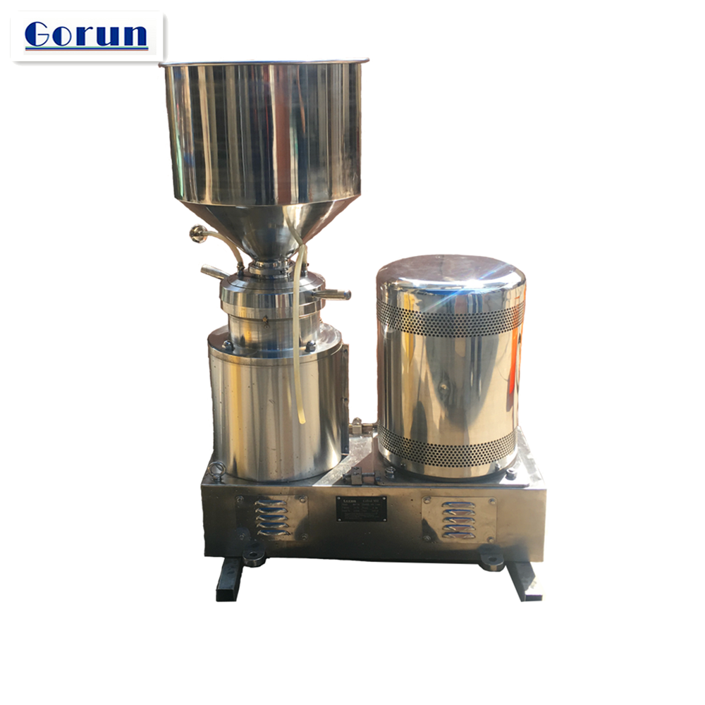 Stable Working Colloid Mill/High Quality Peanut Butter Making Machine For Sale