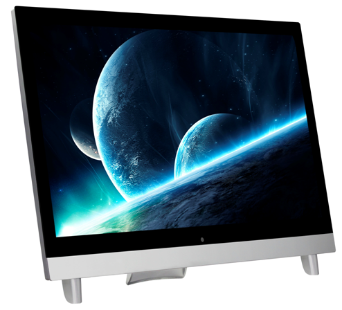 21.5 inch 1920*1080 HD I7 touch screen all in one pc