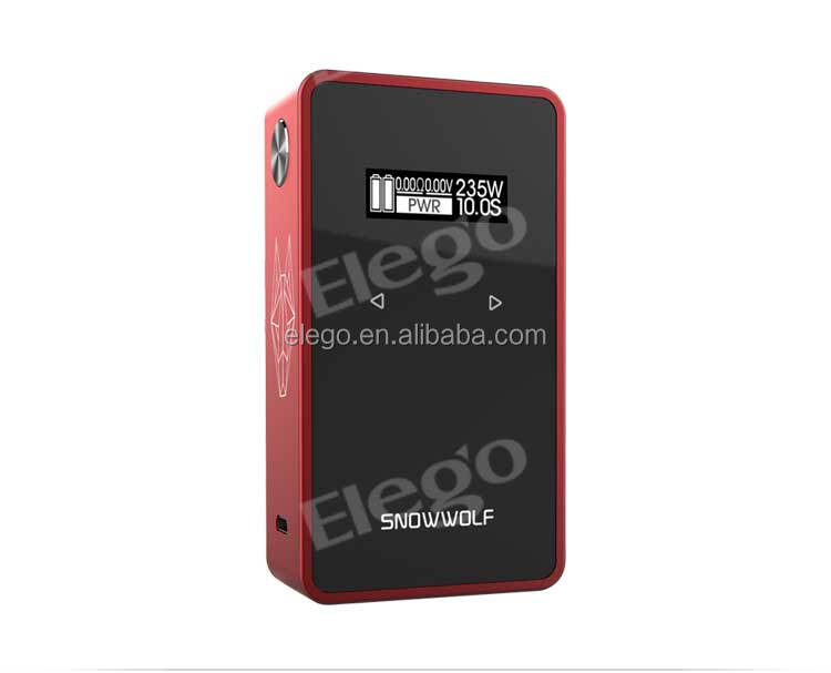 Alibaba Express Authentic Upgrade Version Snowwolf 200w C Easy-to-read OLED Screen Snowwolf 200w C