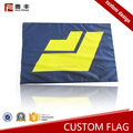High quality custom logo polyester decorative flags