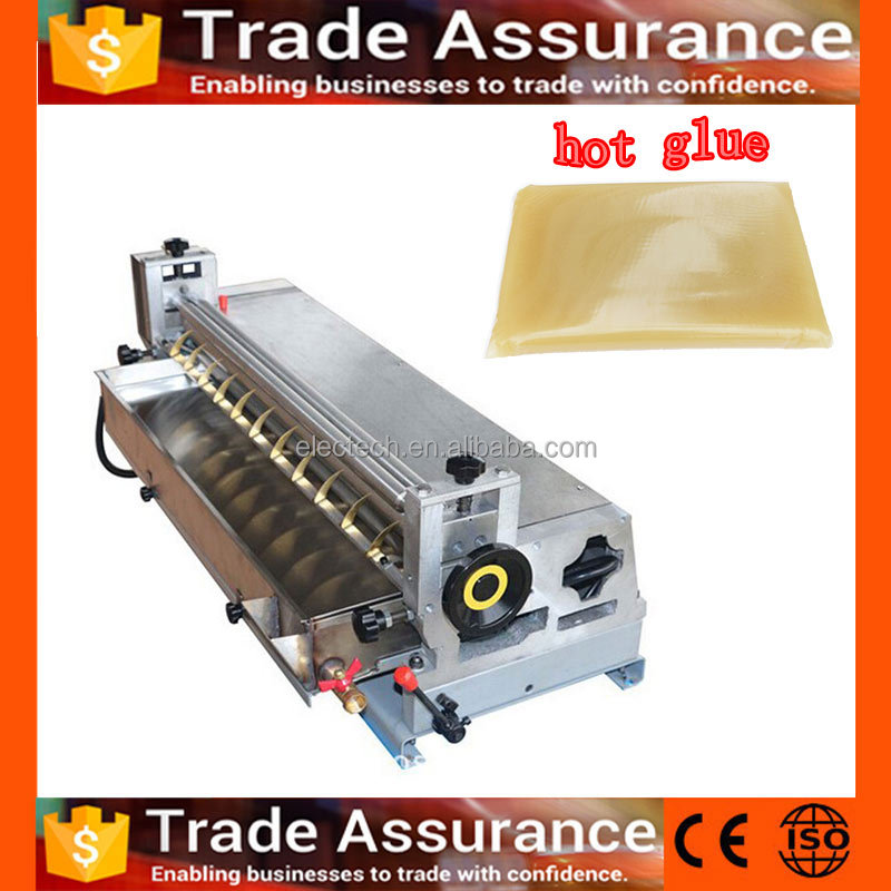 High speed hot melt glue machine
