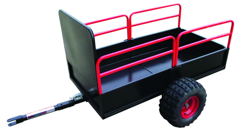 D1117 X2 Heavy-duty trailer and dump cart
