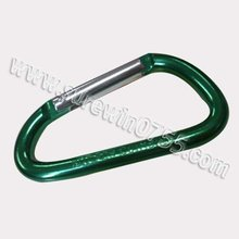 Promotional Green Casting Mountaineering Buckle