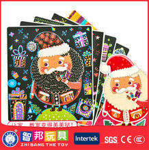 Custom Children DIY Toy Painting Design And Painting Pictures For Kids