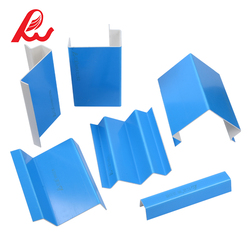 Roof building material pvc roof tile edge with factory price