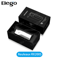 Wholesale Hot Selling 200W ecig mods 2016 Wismec Rx200s New Version Mod Stock Offer