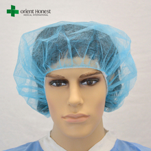 disposable bouffant surgical cap pattern
