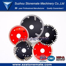 sintered diamond saw blade cutting disc with high quality