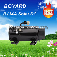 r134a 12v dc compressor air conditioner HB075Z12 for mini air conditioner for cars 12v