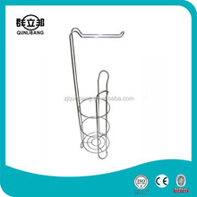 Metal Wire Toilet Paper Holder for Bathroom