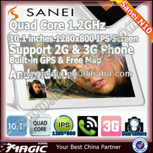 "N10 10"" tablet pc 1280 800 with sim slot and 5mp camera 2mp"