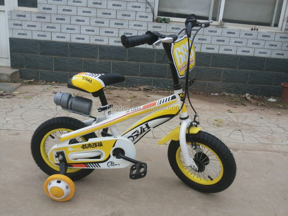 "China 12"" bicycles for kids bmx bikes with color rim children bicycles"