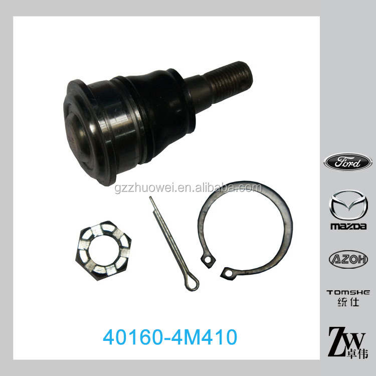 High quality adjustable car suspension lower ball joint for SUNNY N16 OEM.40160-4M410 L/R