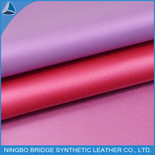 Best PVC leather for sport shoe leather shoe fabric