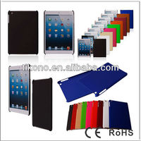 Hot Selling hard cover case for ipad mini plastic case