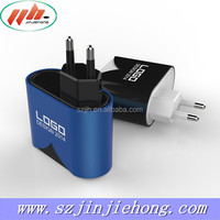 International US EU plug 3 Ports USB charger best travel charger for iPad iPhone samsung s5 note 3/4