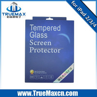 Wholesale Price for iPad 2,3,4 Tempered Glass Screen Protector