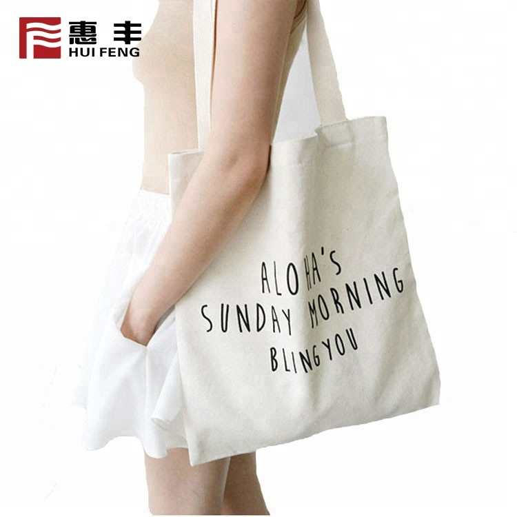 Hot Sale Simple And Practical Reusable Fold Up Grocery Tote Bag