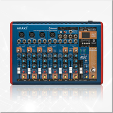 DSP, MP3, USB Professional stega Audio Mixer