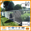 Top-selling hot dipped galvanized chain link fence