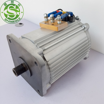 SHINEGLE 10kw three phase electric motor ac for electric auto