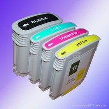 Ink Cartridge compatible for HP14 (5010/5011) 3C/BK