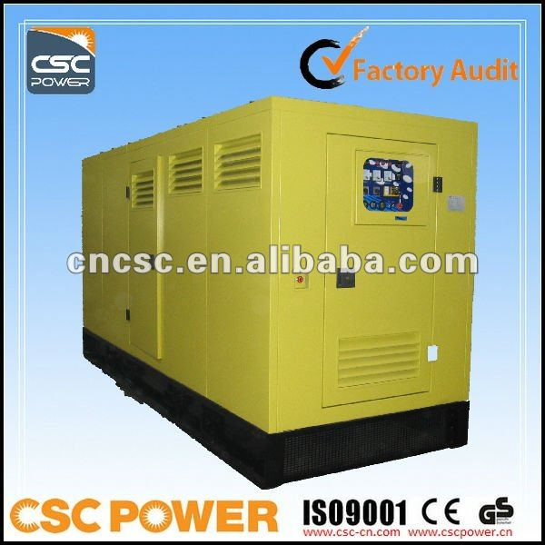Factory price 110kva Wudong diesel generator set with CE and ISO