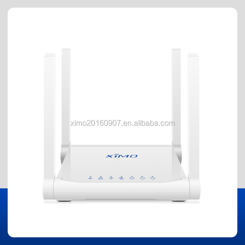 802.11b/<strong>g</strong>/n 300Mbps OpenWRT Software wifi Wireless Router