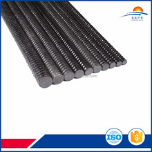 High tensile strength gfrp products fiber glass rock anchor bolt