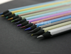 Marco 12 Colors Wood Metallic Colored Pencils