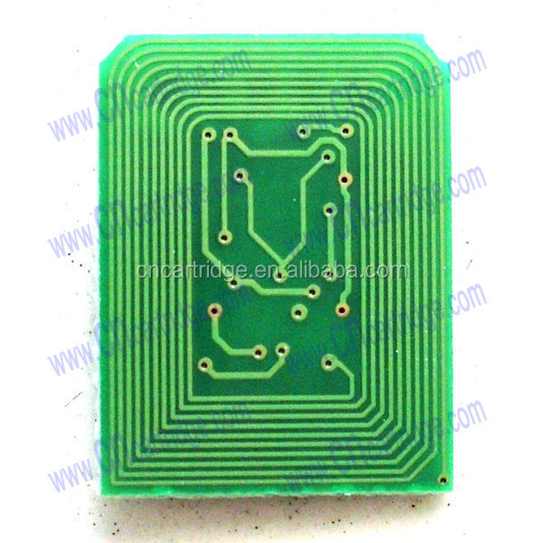 Toner cartridge chip refill for OKI 8600 printer
