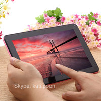 19'' touchscreen android tablet pc with wifi