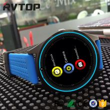 BLE WIFI Smart Watch V8 Sport Wrist Watch For Apple and Android With Camera FM Support SIM Card Watch