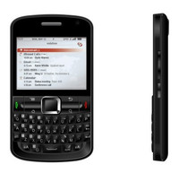 "Cheapest Low End Android QWERTY 3G Mobile Phone with MT6573 with 2.6"" QWERTY Keyboard and Touch Screen"