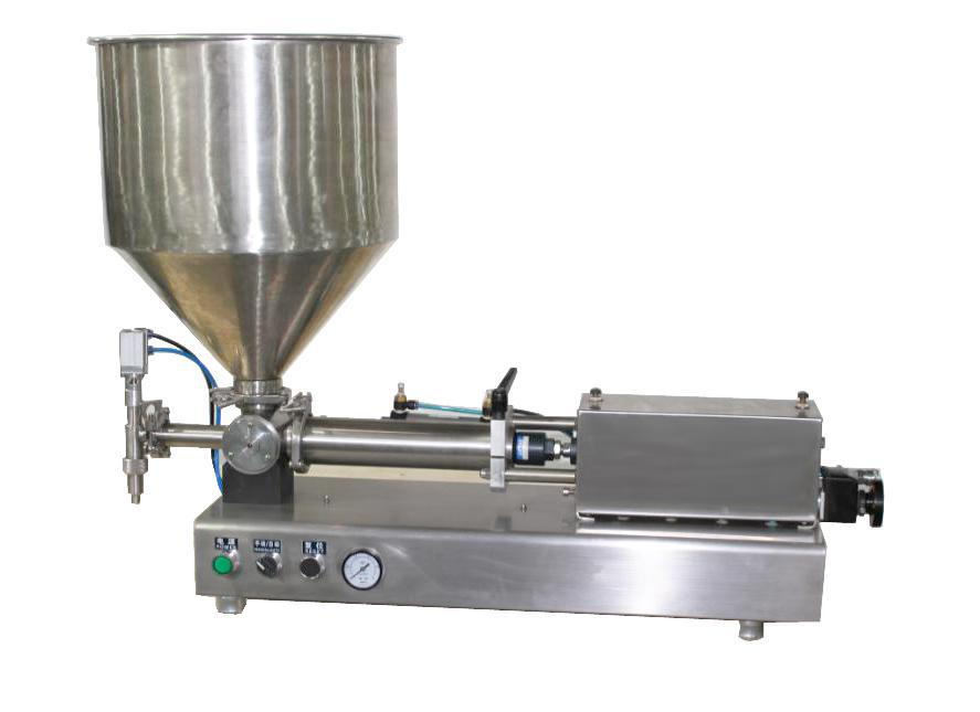 hummus filling machine