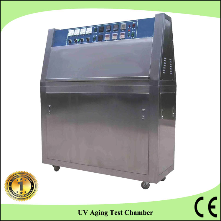 UV radiation resistance test chamber for paint/UV aging tester