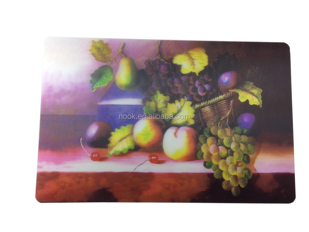 Kitchen Fruit and vegetable Mats Fruit Table Mats