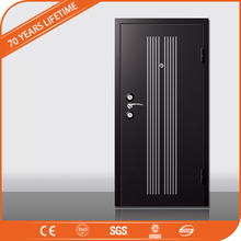 European Standard Wood Plastic Composite WPC Door with quality hardware